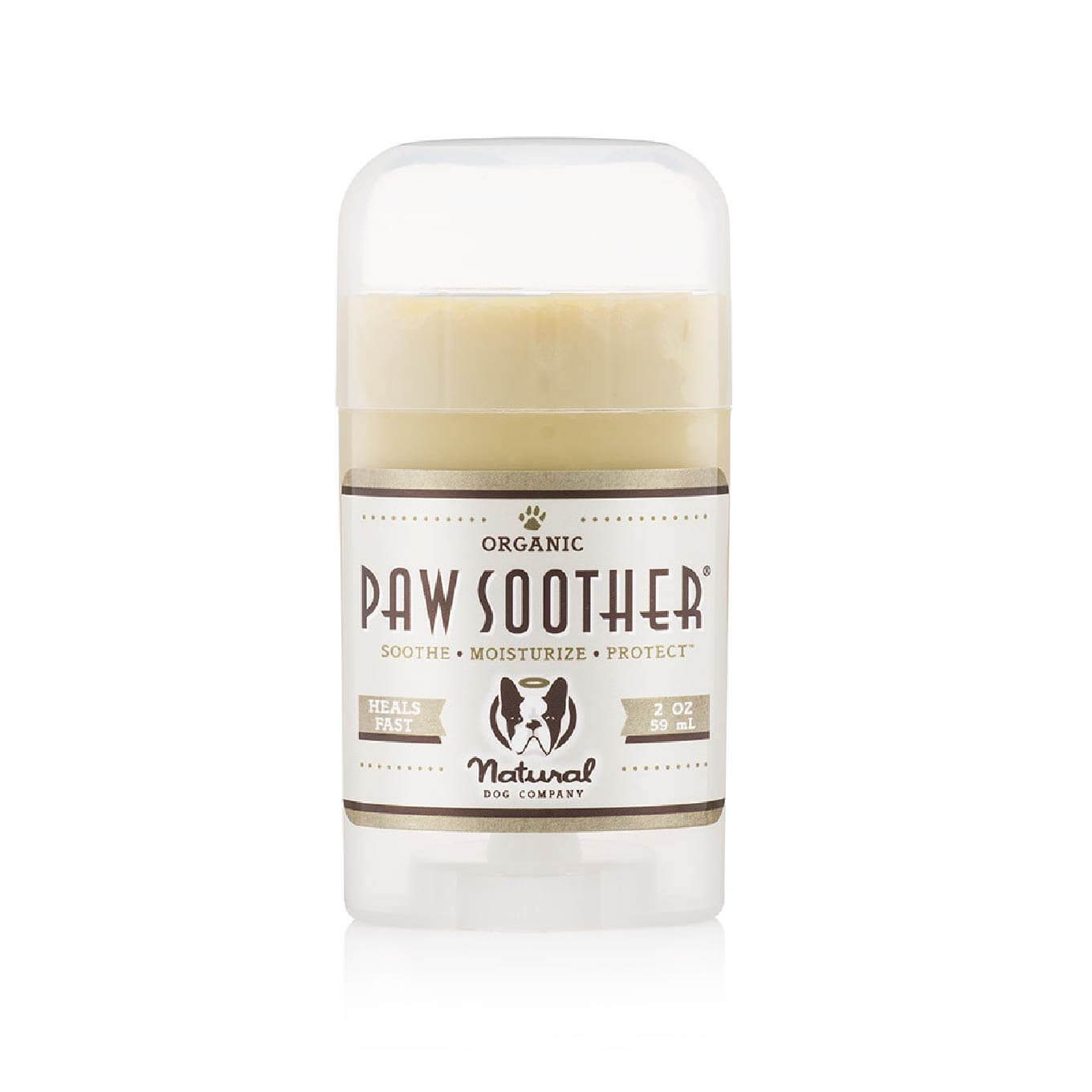 Natural Dog Company Paw Soother - Dogs, Grooming Essentials, Natural Dog Company, New, Skin - Shop Vanillapup