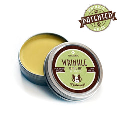 Natural Dog Company Wrinkle Balm® - Dogs, Grooming Essentials, Latte, Natural Dog Company, Skin, Tear Stains, Yeast - Vanillapup - Online Pet Shop