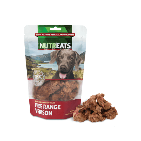 NutrEats Venison Dog Treats