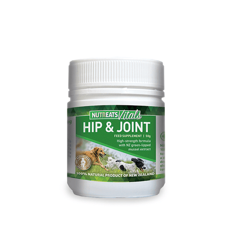 NUTREATS Hip & Joint Supplement (50g) - Dogs, Health, Joint, Nutreats, Supplements - Shop Vanillapup
