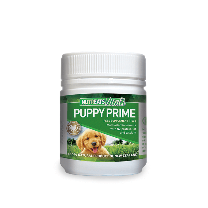 NUTREATS Puppy Prime Supplement (50g) - Dogs, Nutreats, Puppy, Supplements - Shop Vanillapup