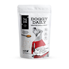Olive's Kitchen Doggy Daily Supplement | 150g - Digestion, Dogs, Flea&Tick, Good Poop, Health, Immunity, Latte, New, Olive's Kitchen, Skin, Starter Pack, Supplements - Vanillapup - Online Pet Shop