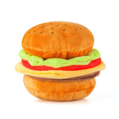 PLAY American Classic Barky Burger Plush Toy - American Classic, Dogs, Interactive, P.L.A.Y., Toys - Shop Vanillapup - Online Pet Shop