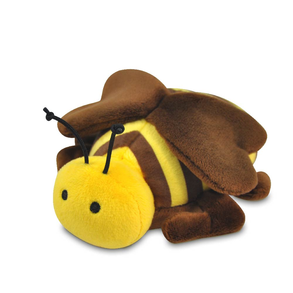 PLAY Bugging Out Burt the Bee Plush Toy - Vanillapup Online Pet Shop