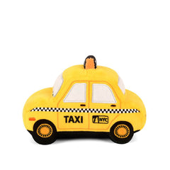 PLAY Canine Commute New Yap City Taxi Plush Toy - Vanillapup Online Pet Store