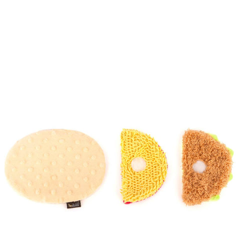 PLAY International Classic Taco Toy Components