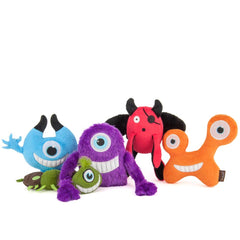 PLAY Momo's Monsters T-Pee Plush Toy - Vanillapup Online Pet Store