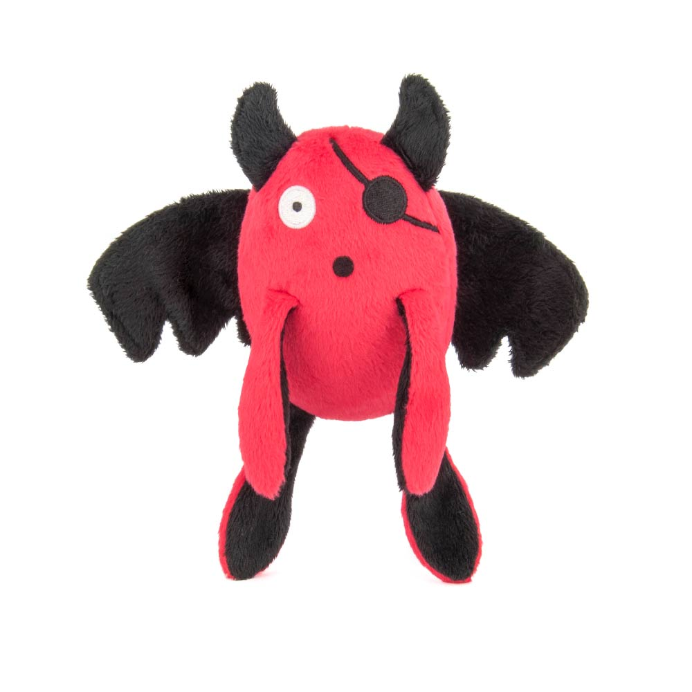 PLAY Momo's Monsters T-Pee Plush Toy - Vanillapup Online Pet Shop
