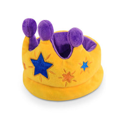 PLAY Party Time Canine Crown Plush Toy - 20, Dogs, Interactive, P.L.A.Y., Party Time, Toys - Vanillapup - Online Pet Shop