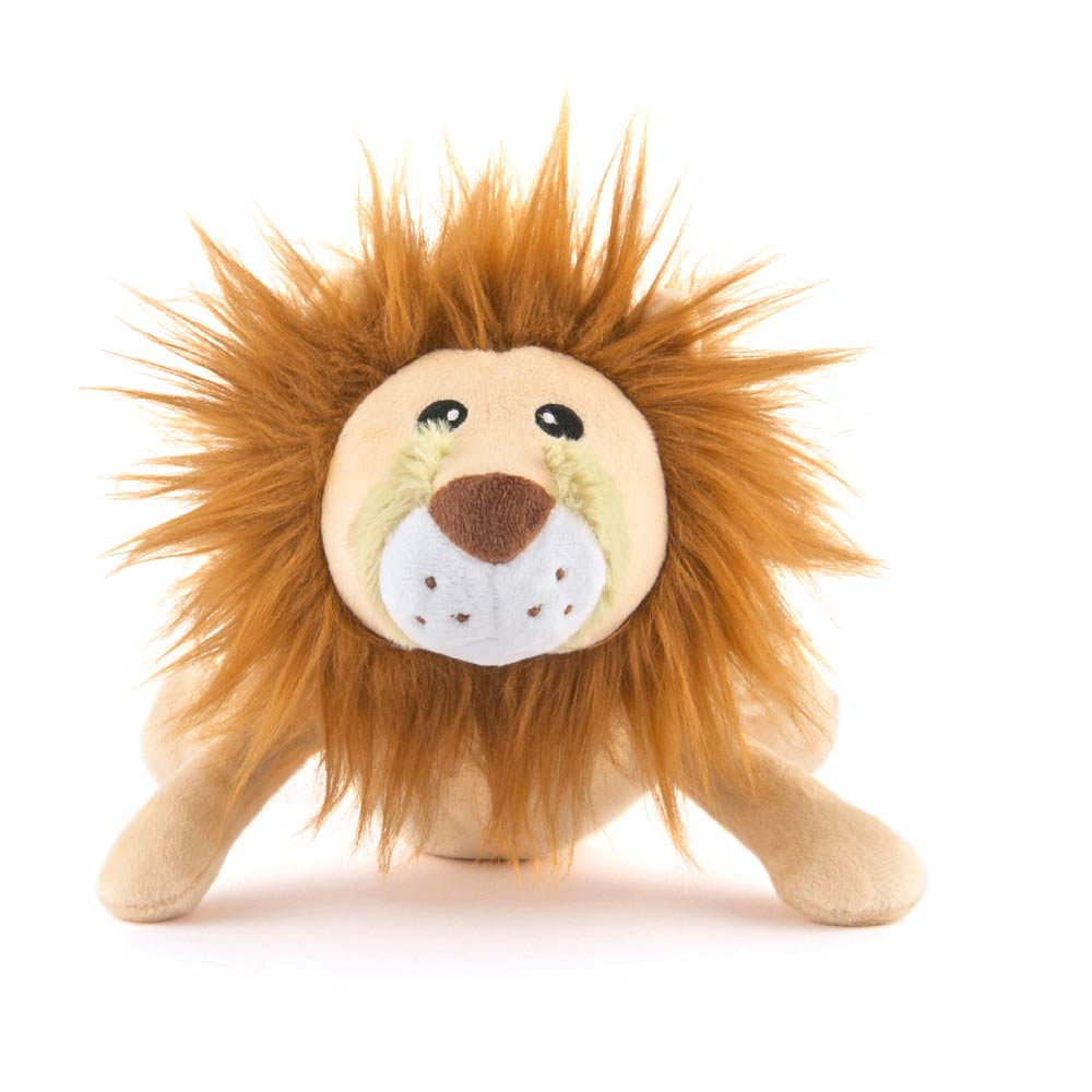 PLAY Safari Leonard the Lion Plush Toy