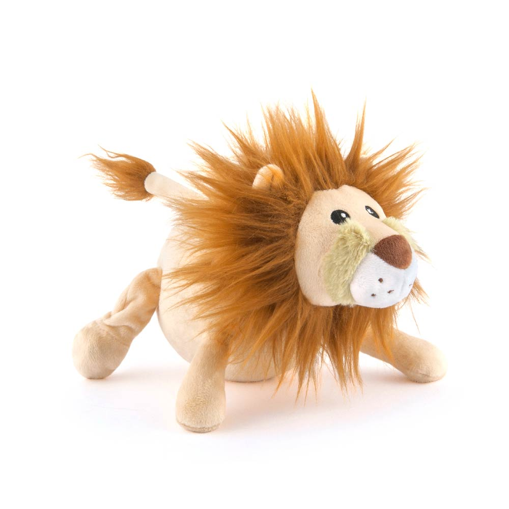 PLAY Safari Leonard the Lion Plush Toy 2