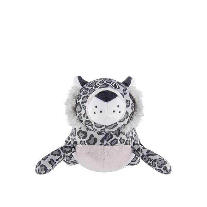PLAY Safari Sasha the Snow Leopard Plush Toy - Dogs, P.L.A.Y., Toys - Shop Vanillapup - Online Pet Shop