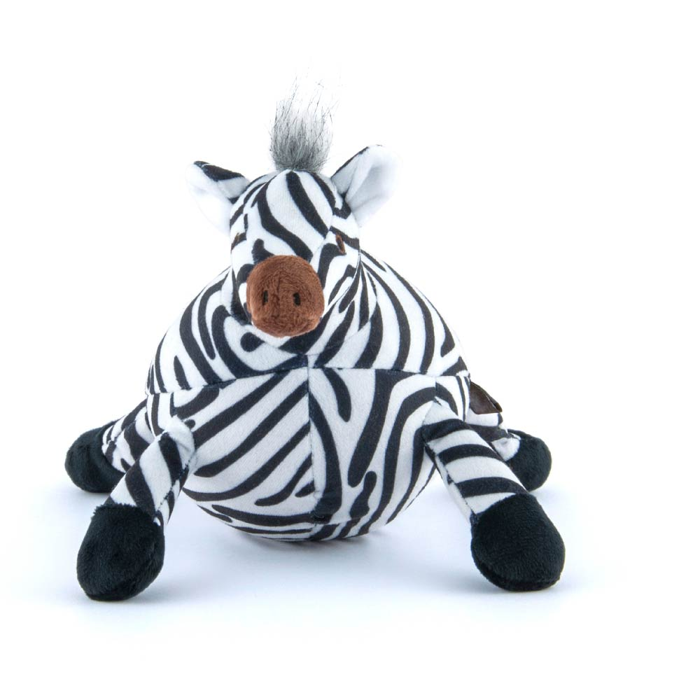 PLAY Safari Zara the Zebra Plush Toy