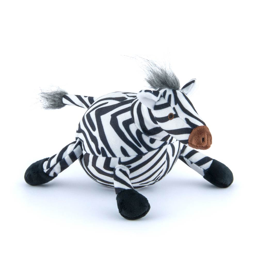 PLAY Safari Zara the Zebra Plush Toy - Dogs, P.L.A.Y., Toys - Vanillapup - Online Pet Shop