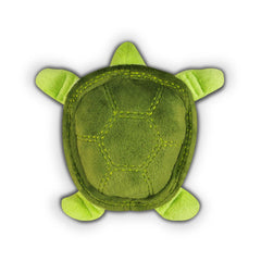 PLAY Under the Sea Green Sea Turtle Plush Toy - Vanillapup Online Pet Shop