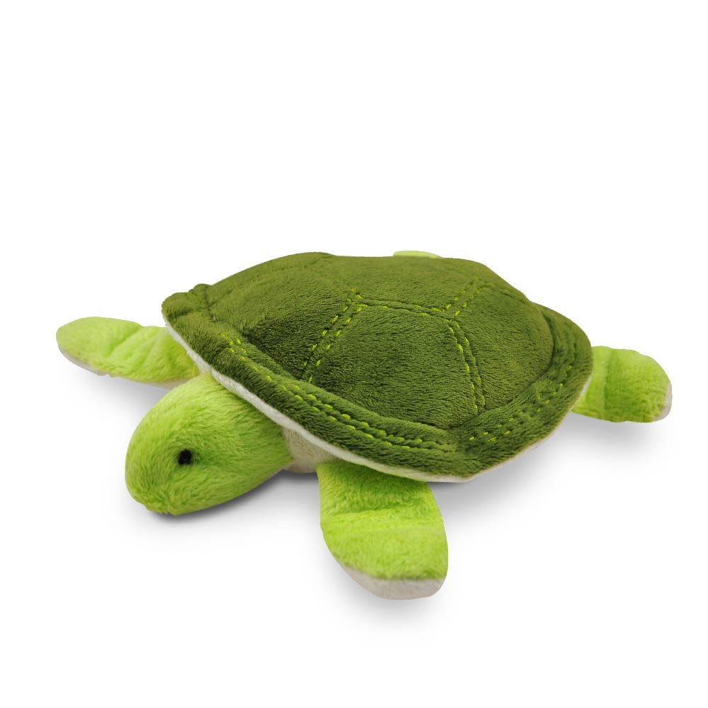 PLAY Under the Sea Green Sea Turtle Plush Toy