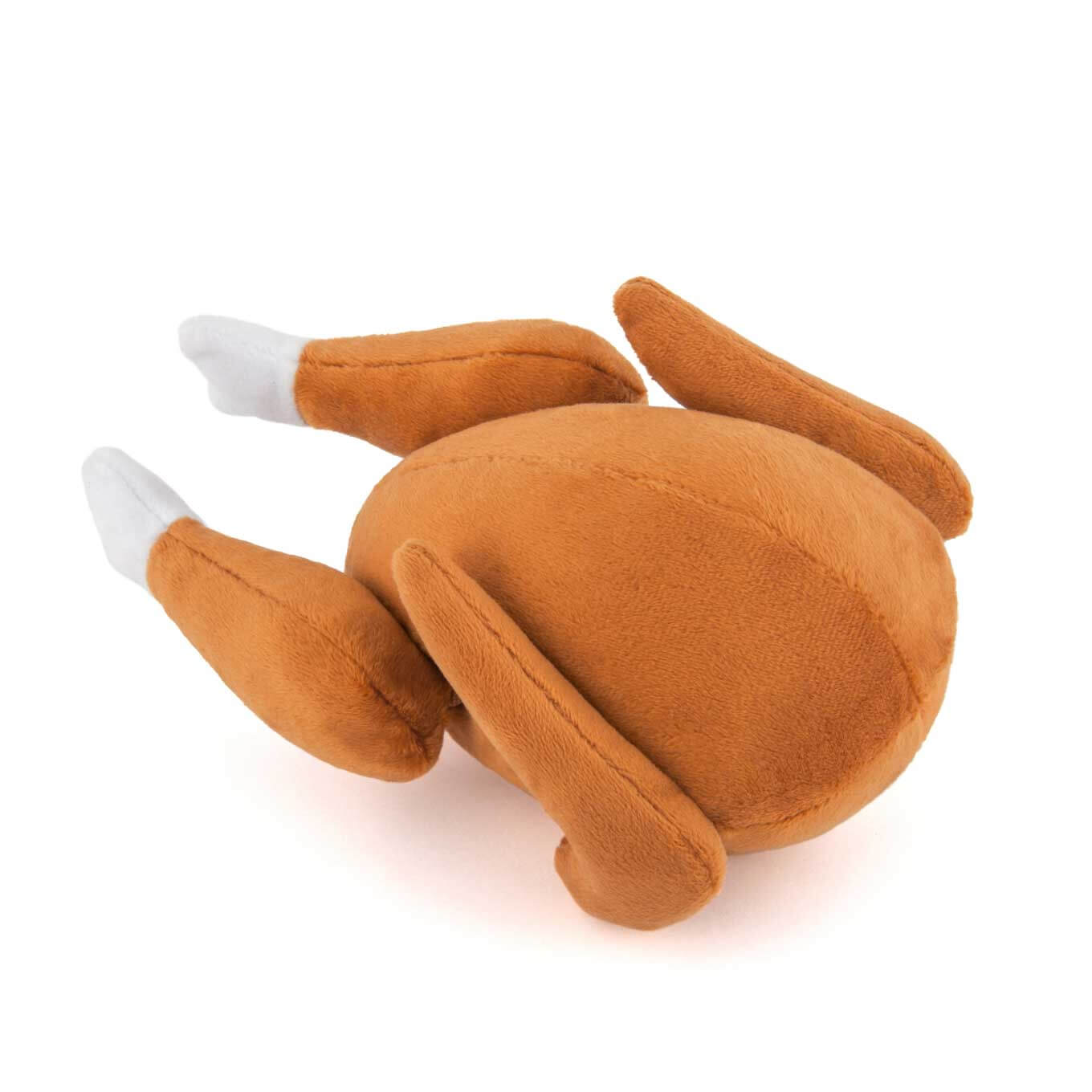PLAY Holiday Classic Roasted Turkey Plush Toy - Vanillapup Online Pet Shop