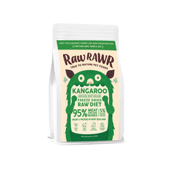 Raw Rawr Freeze-dried Raw Diet | Kangaroo & Beef - Dogs, Food, New, Raw Rawr - Vanillapup - Online Pet Shop
