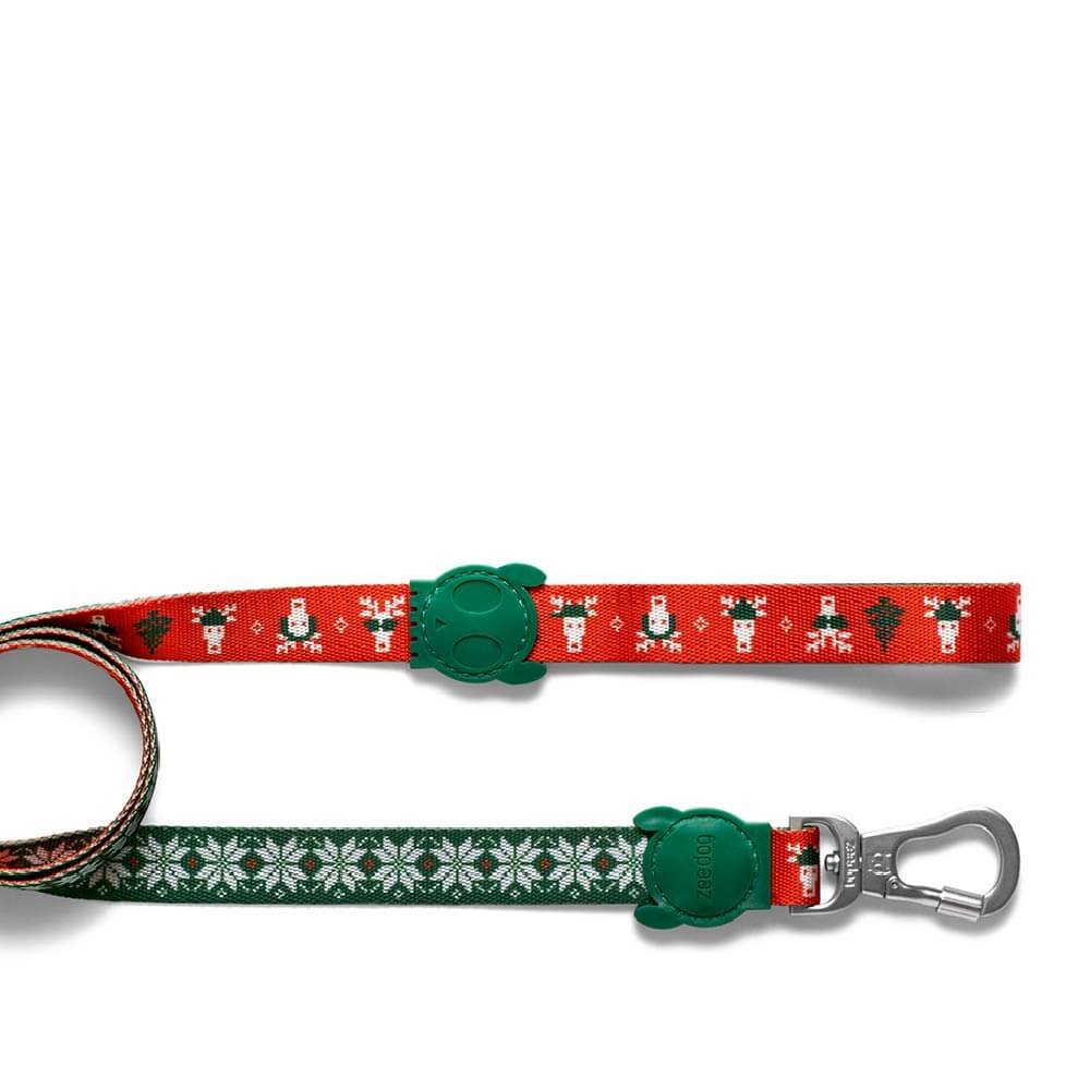 Zee.Dog Rudolph Dog Leash - Vanillapup Online Pet Store