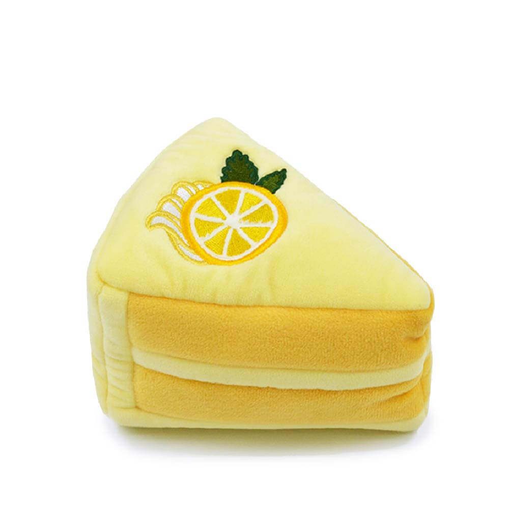 Studio Ollie Lemon Cake Nose Work Toy - Vanillapup Online Pet Store