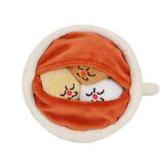 Studio Ollie Afternoon Tea Burrow Toy - Vanillapup Online Pet Shop