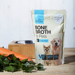 The Art of Whole Food Bone Broth | Chicken - Cats, Dogs, Fussy, The Art of Whole Food, Treats - Vanillapup - Online Pet Shop