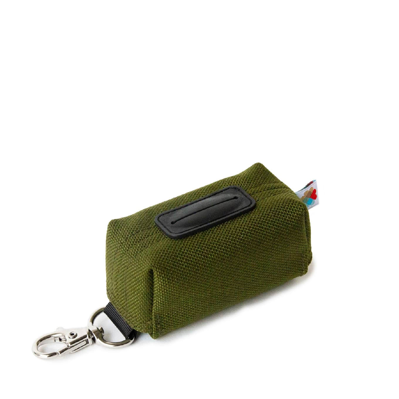 Wildebeest Funston Poop Bag Dispenser | Olive - Vanillapup Online Pet Store