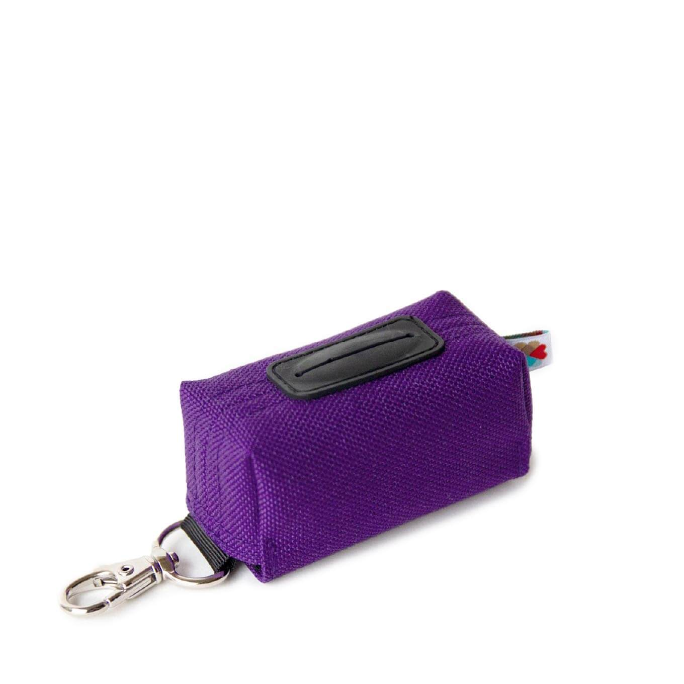 Wildebeest Funston Poop Bag Dispenser | Purple