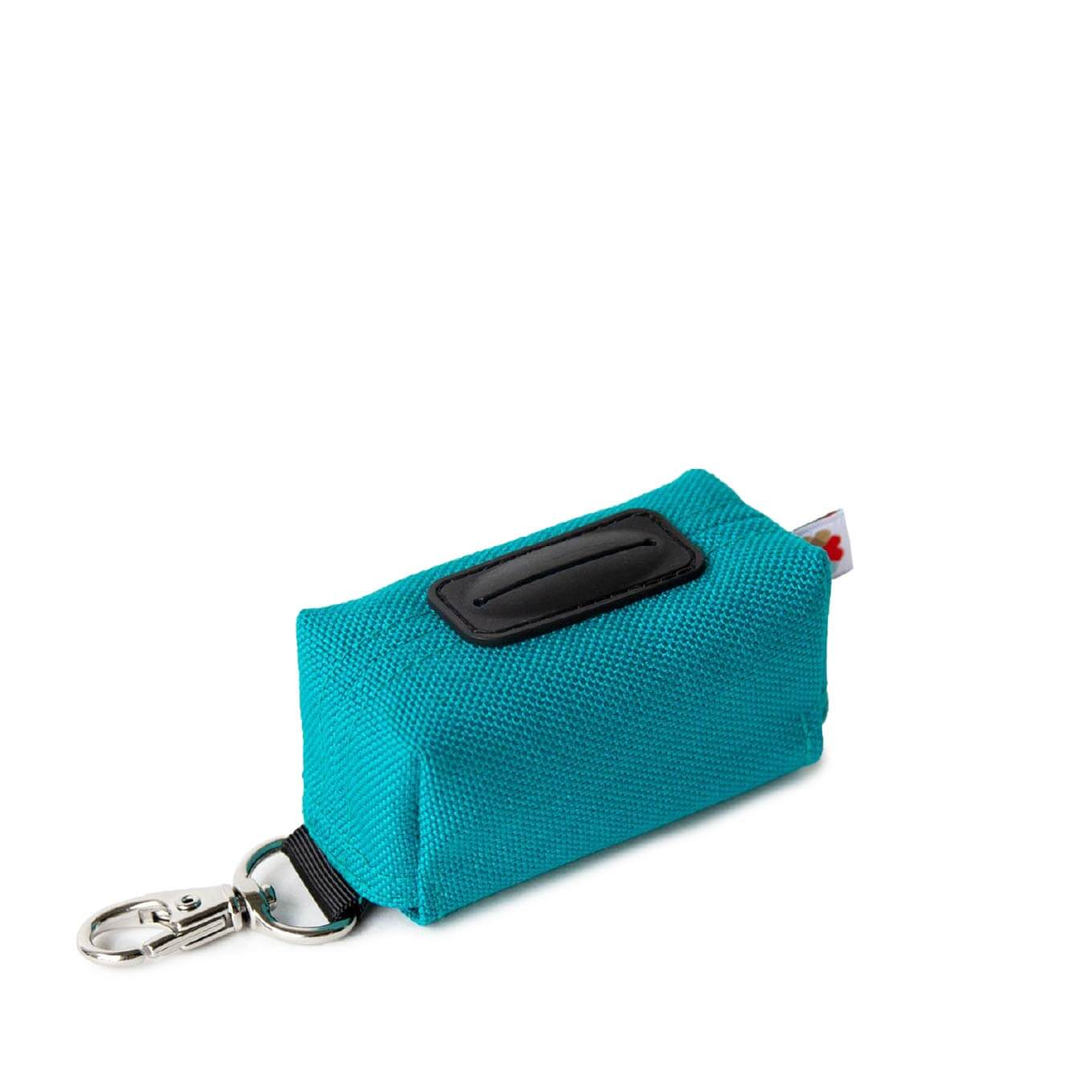 Wildebeest Funston Poop Bag Dispenser | Turquoise