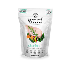 WOOF Chicken Freeze-dried Treats | 50g - Shop Vanillapup Online Pet Shop