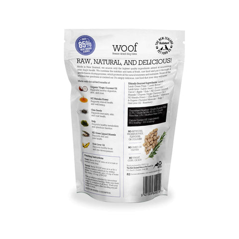 WOOF Lamb Freeze-dried Dog Treats