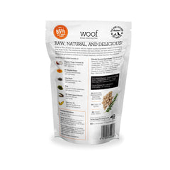 WOOF Wild Brushtail Freeze-dried Treats | 50g - Vanillapup Online Pet Store