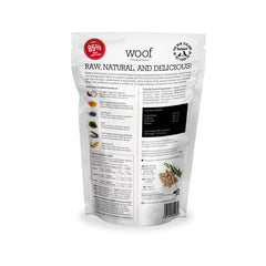 [Bundle Deal] WOOF Wild Venison Freeze-dried Dog Food | 280g/1.2kg - Vanillapup Online Pet Shop
