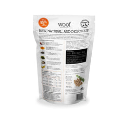 WOOF Wild Brushtail Freeze-dried Dog Food