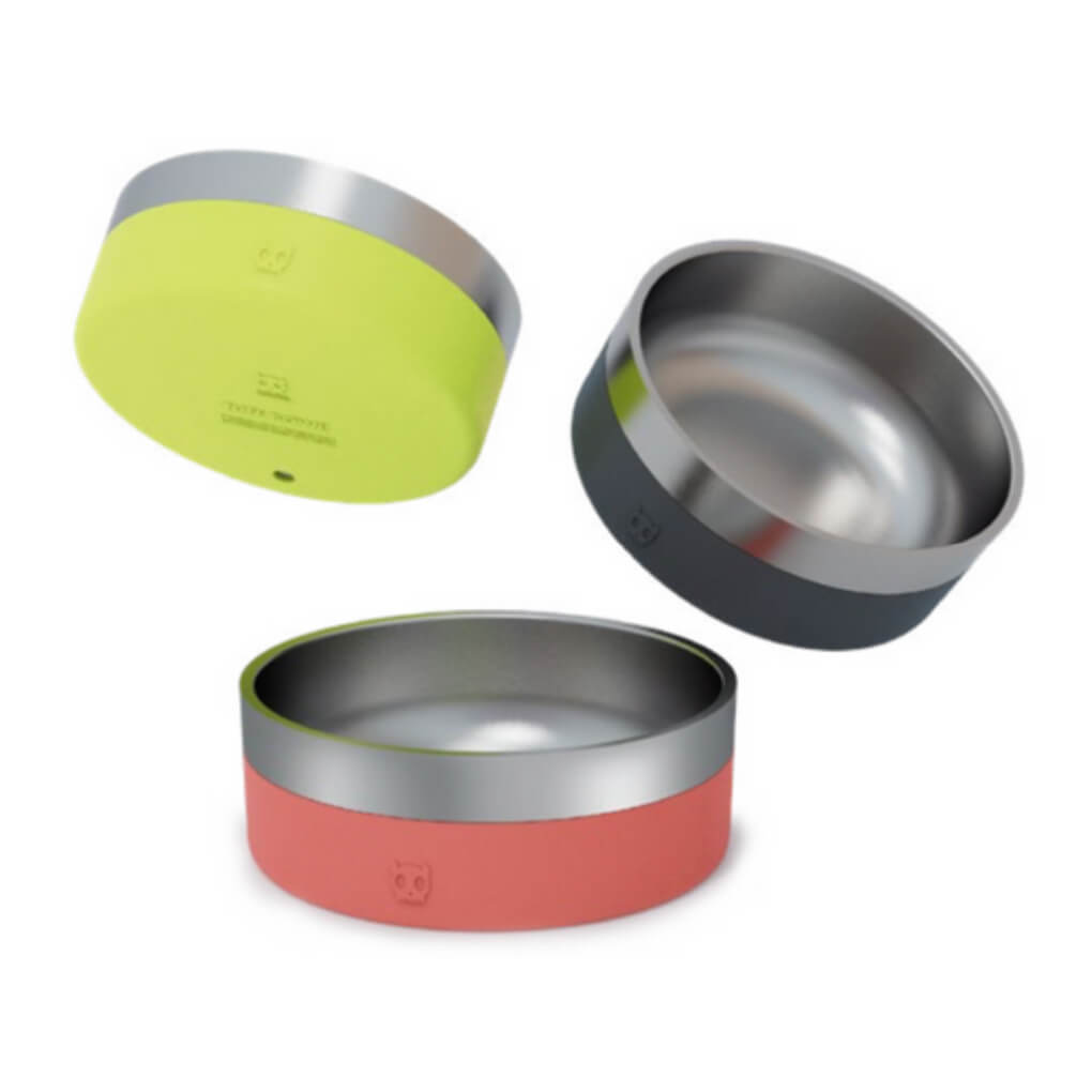 Zee.Dog Tuff Bowl - Bowls, Cats, Dogs, New, Zee.Dog - Vanillapup - Online Pet Shop