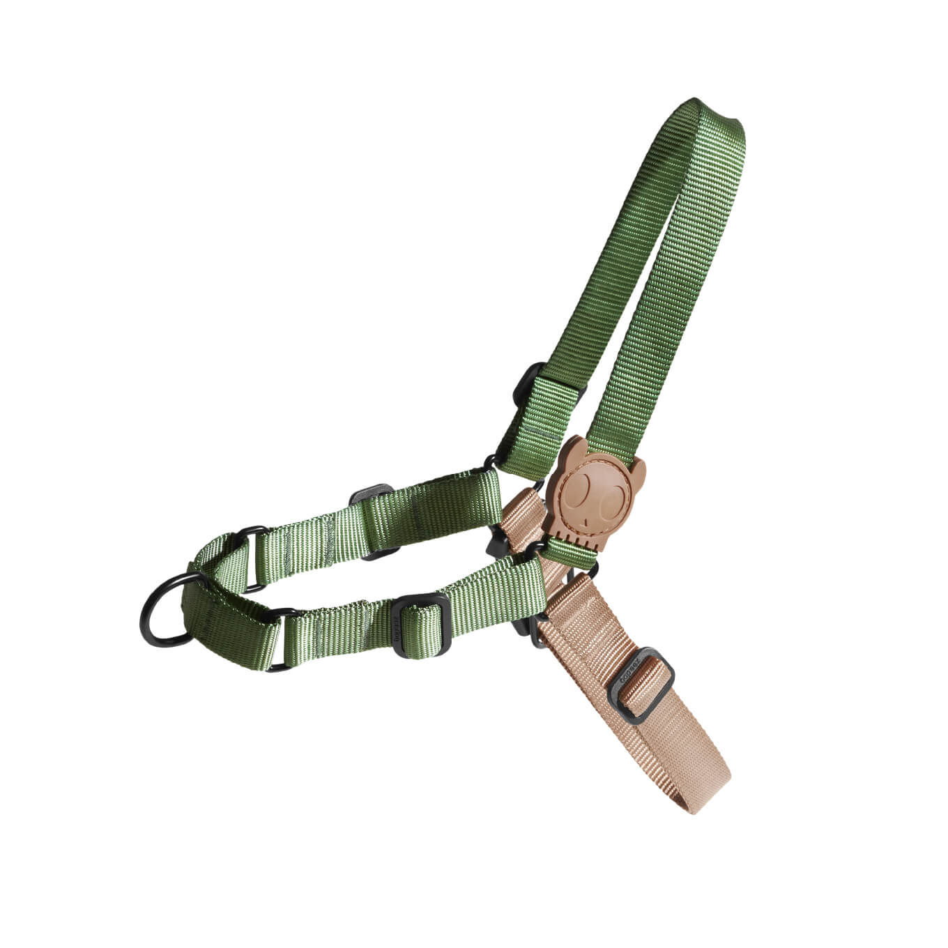 Zee.Dog Forest Soft-Walk (No Pull) Dog Harness - Dogs, Harnesses, Walking, Zee.Dog - Vanillapup - Online Pet Shop