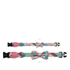 Zee.Dog Memphis Bow Tie Sizes