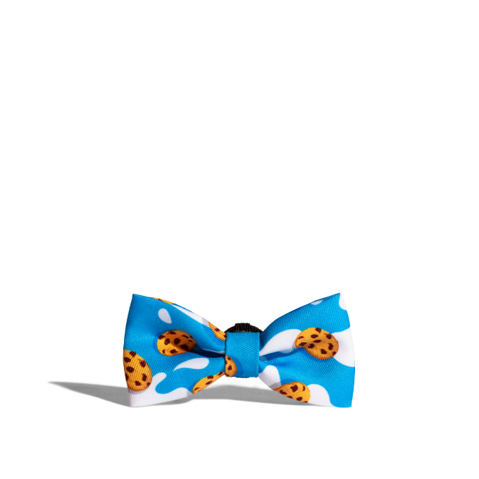 Zee.Dog Milky Bow Tie - Apparel, Dogs, Zee.Dog - Shop Vanillapup - Online Pet Shop
