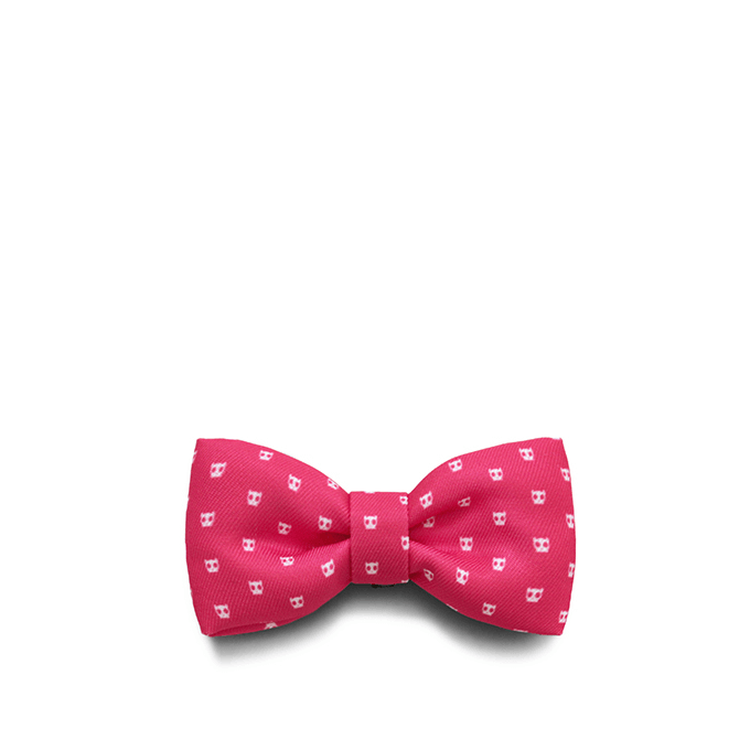 Zee.Dog Pink Skull Bow Tie - Apparel, Dogs, Zee.Dog - Shop Vanillapup - Online Pet Shop