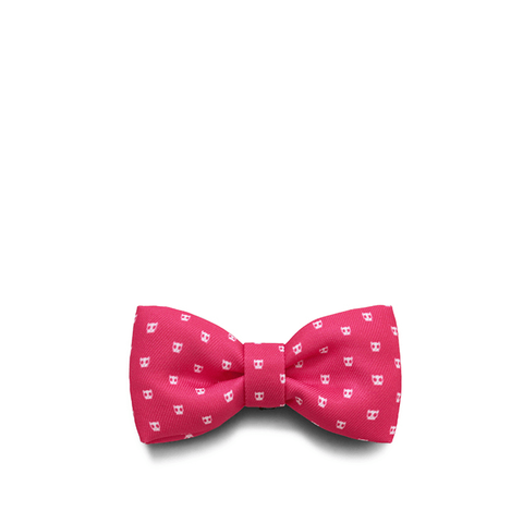 Zee.Dog Pink Skull Bow Tie - Apparel, Dogs, Zee.Dog - Shop Vanillapup
