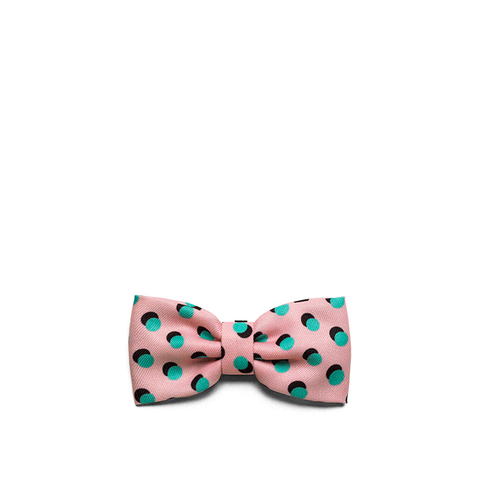 Zee.Dog Polka Bow Tie - Apparel, Dogs, Zee.Dog - Shop Vanillapup - Online Pet Shop