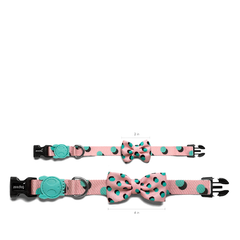 Zee.Dog Polka Bow Tie - Shop Vanillapup Online Pet Shop