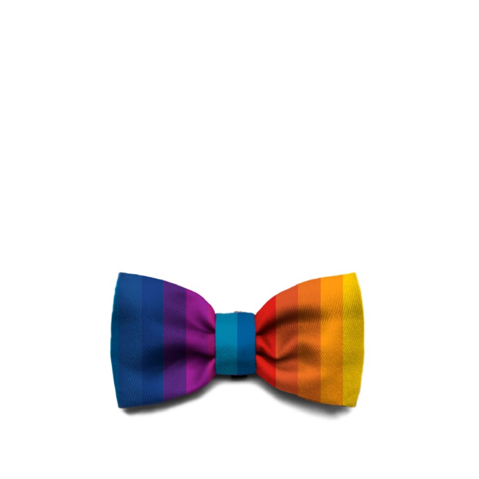 Zee.Dog Prisma Bow Tie - Apparel, Dogs, Zee.Dog - Shop Vanillapup