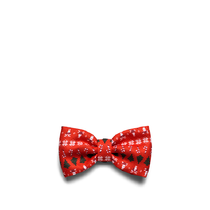 Zee.Dog Rudolph Bow Tie - Apparel, Christmas, Dogs, Zee.Dog - Shop Vanillapup - Online Pet Shop