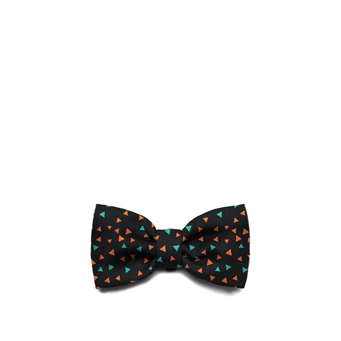 Zee.Dog Triangles Bow Tie - Vanillapup Online Pet Store