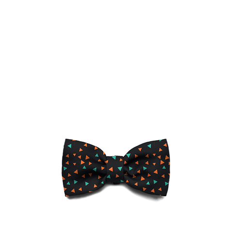 Zee.Dog Triangles Bow Tie
