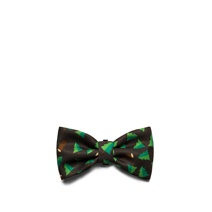 Zee.Dog Woods Bow Tie