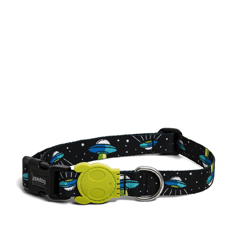 Zee.Dog Area 51 Dog Collar - Collars, Dogs, Zee.Dog - Shop Vanillapup