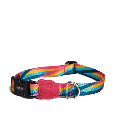 Zee.Dog Bowie Dog Collar