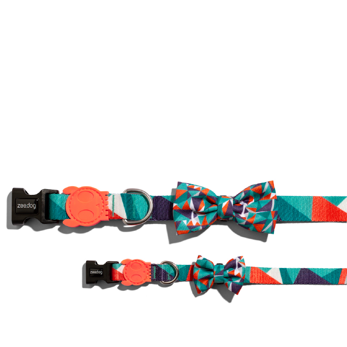Zee.Dog Ella Collar and Bowtie